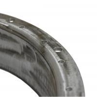 Приварная горловина алюминиевого люка ЛА 600 АМГ3М